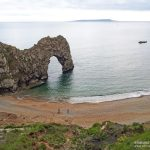 Durdle Door swimming
