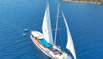 Swim Sail Liveaboard Cruise - Gulf of Hisaronu - Mediterranean