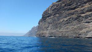 swimming in Tenerife