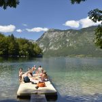 Green Slovenia swimming