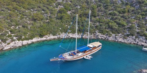 Swim-Sail-Turkey-Holiday-Gulet