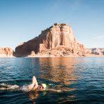 Strel-Vacation-Lake-Powell-Swimming