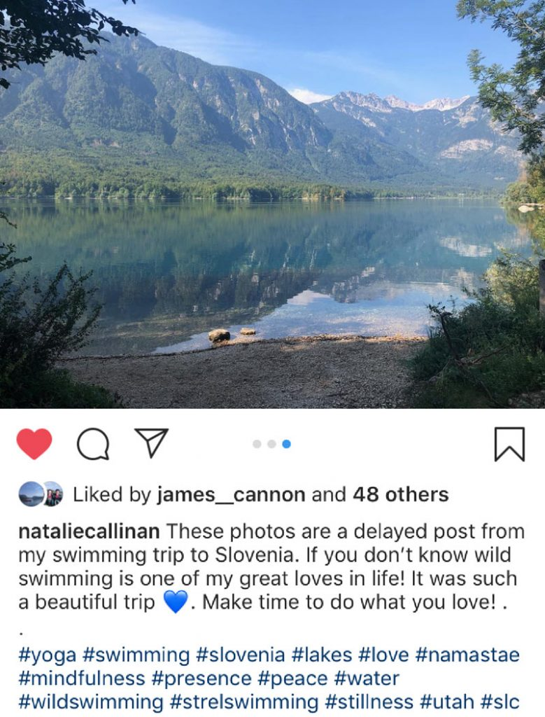 Customer Review Swimming Slovenian Lakes