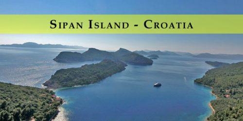 Sipan-Island-Croatia-Swimming