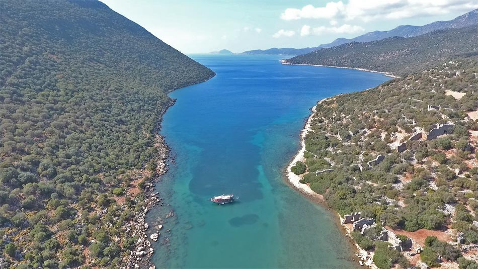 Aperlai-Bay-Lycian-Coast-Turkey