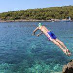 Freiwasser-Schwimmreisen