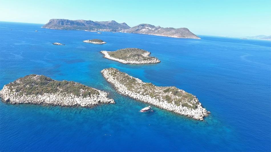 Kas-Kastellorzio-Five-Islands-Adalar