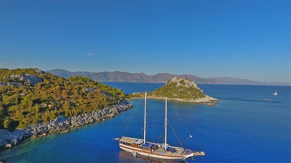 Serce-Bay-Swimming-Cruise-Turkey