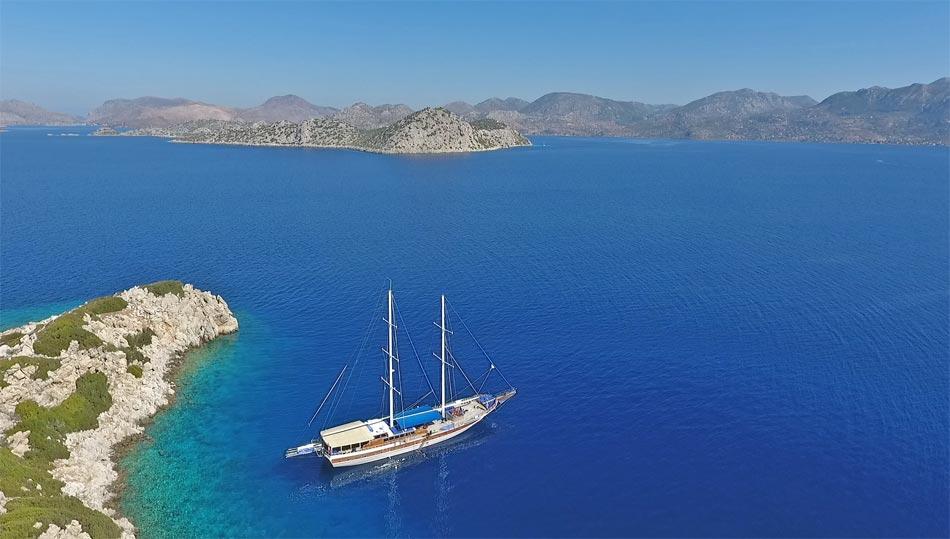 Sogut-Bay-Gulet-Swim-Cruise-Turkey