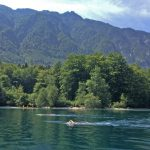 Swimming-Lake-Bohinj