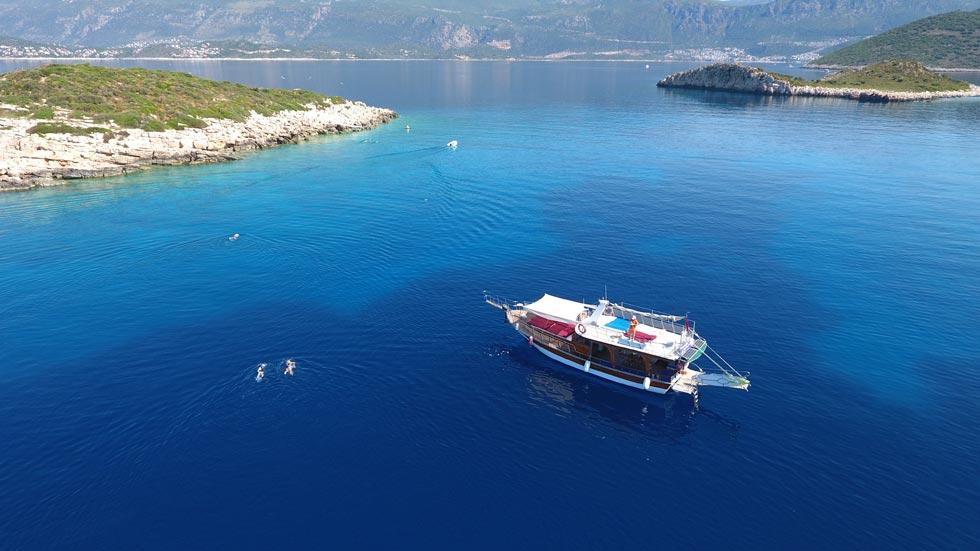 Swimming-Kas-Turkey