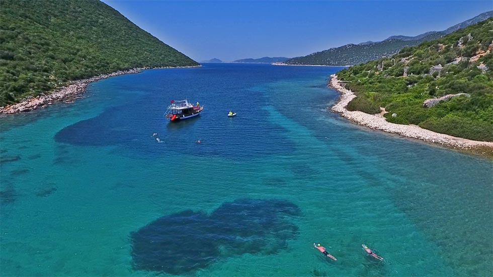 Swimming-Turkey-Aperlai-Sunken-City