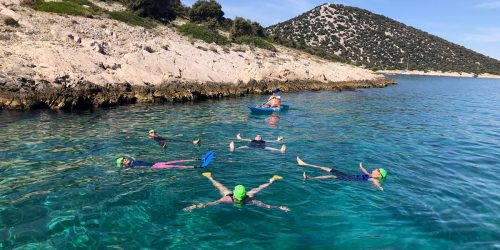 Croatia-Swimming-Sea