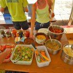 Swimming-In-Croatia-Food