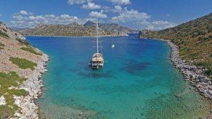 Serce-Bay-Turkey-Swimming