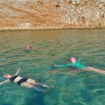 Swimming-In-The-Aegean-Sea