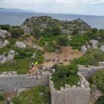 Walking-Bozukkale-Castle-Bay