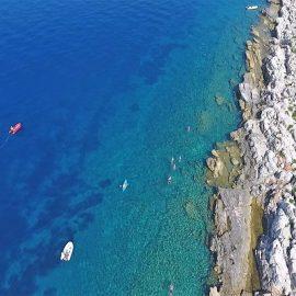 Swim-Island-Hopping-Croatia