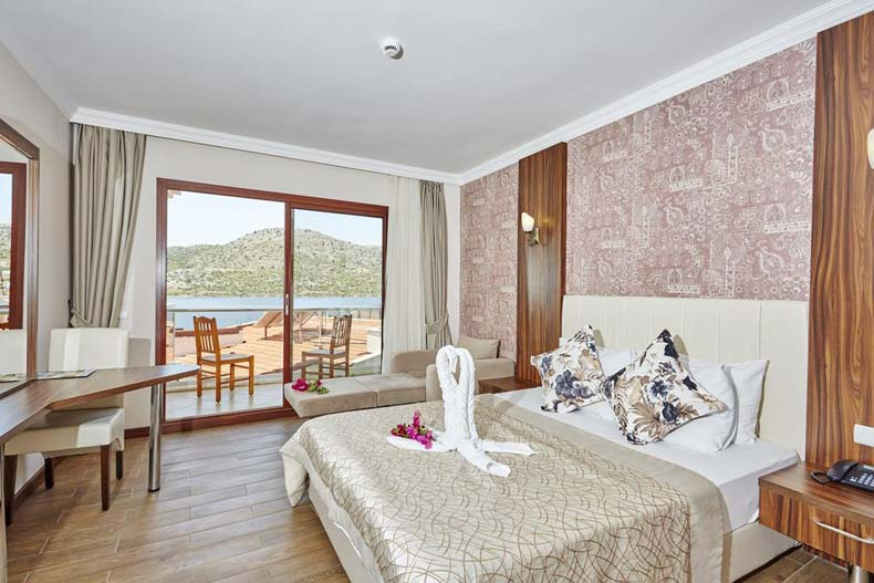 Tymnos-Hotel-Bozburun-Room