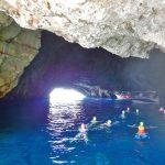 Swimming-Blue-Cave-Montenegro