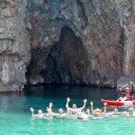 Swimming-In-Montenegro-Caves