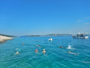 Croatian-Swimming-Holiday
