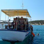 Escort-Boat-Croatia-Swimming