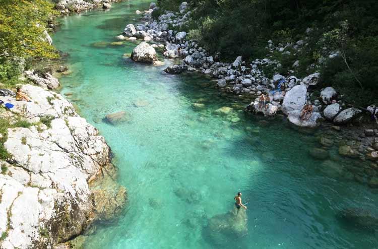 Soca-River-Swimming