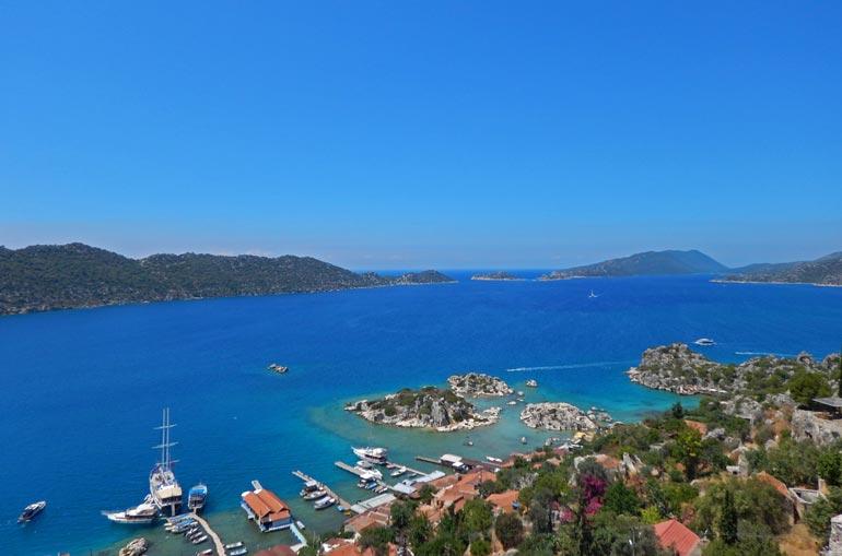 Kekova-Island-In-Turkey