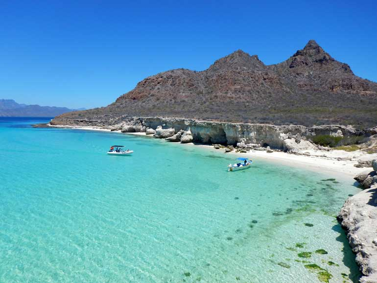 Carmen-Island-Loreto-Mexico
