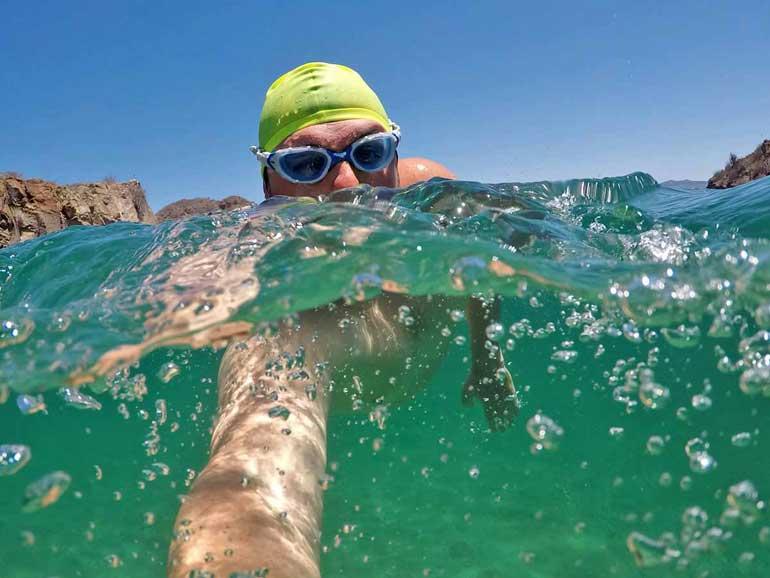 Swimming-Mexico